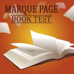 Booktest Marque pages