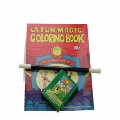 Coloring Book (Kit)