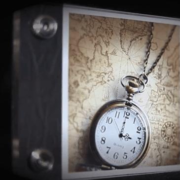 Magie du mentalisme//Mentalism Magic Fig/é dans Le Temps Frozen in Time